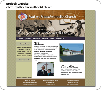 Motley Free Methodist Church